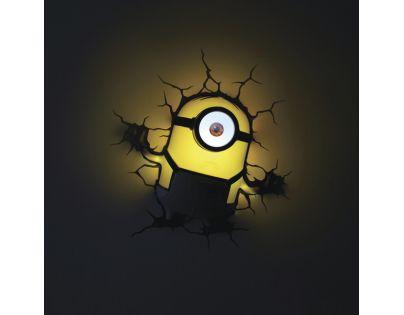ADC Black Fire 3D světlo Mimoni Stuart