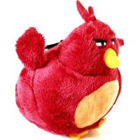 ADC Blackfire Angry Birds Plyšák s přívěskem - Terence