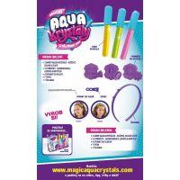 ADC Blackfire Aqua Krystaly Vlasové doplňky 3