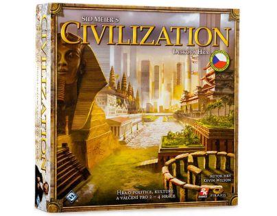 Civilizace - desková hra  - Fantasy Flight Games FCI01CZ