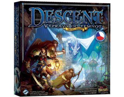 Black Fire Descent Výprava do temnot - druhá edice