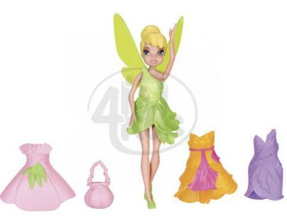 ADC Blackfire Disney Fairies Panenka a módní doplňky - Zvonilka - Tink