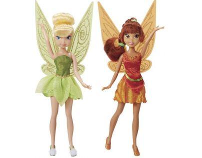 ADC Blackfire Disney Fairies Panenky Zvonilka a Fauna