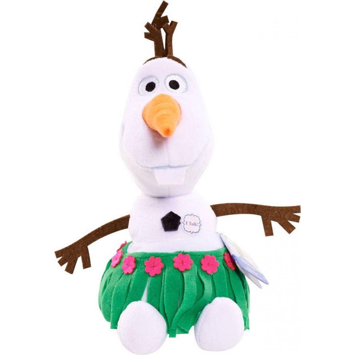 ADC Blackfire Disney Frozen Mluvící plyšová hračka - Hula Olaf