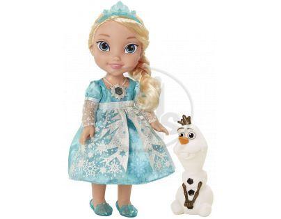 Black Fire Disney Ledové království zpívající Elsa