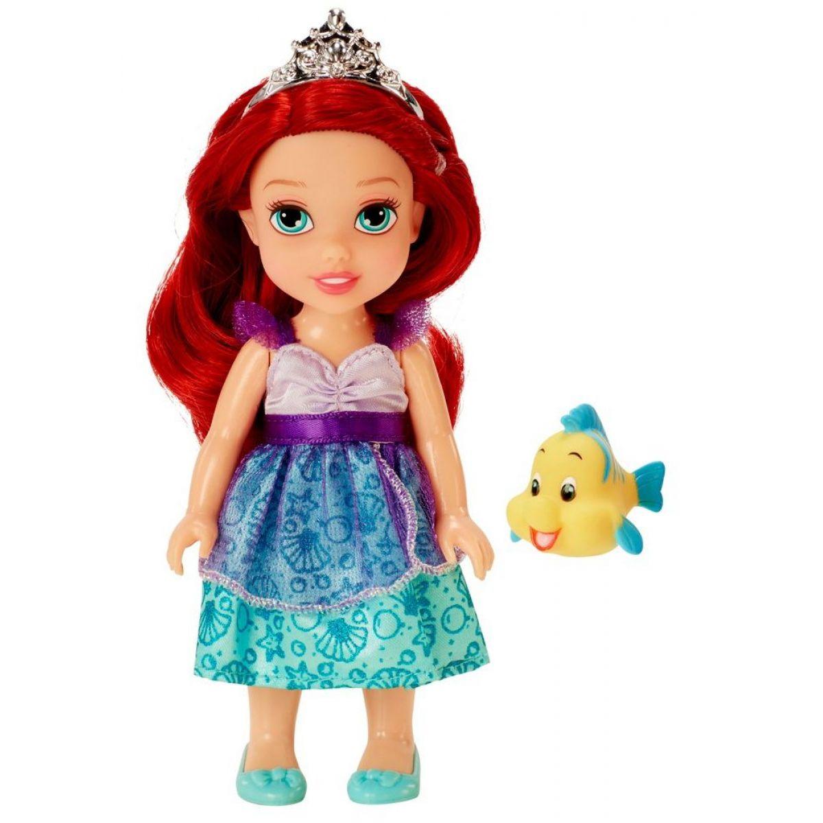 ADC Blackfire Disney Princess Princezna Ariel 15 cm a kamarád