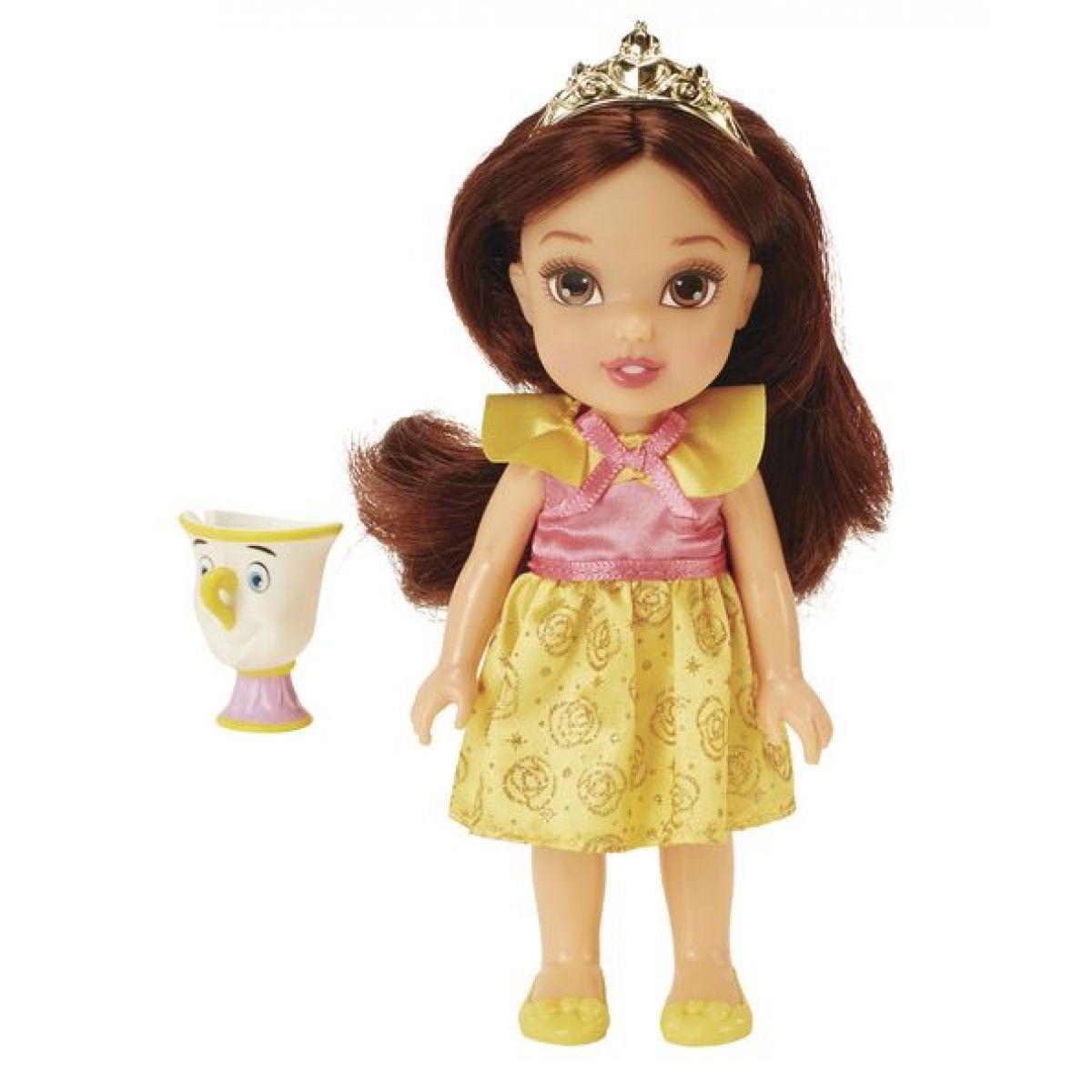 ADC Blackfire Disney Princess Princezna Bella 15 cm a kamarád