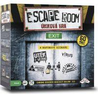 ADC Blackfire Escape room Úniková hra