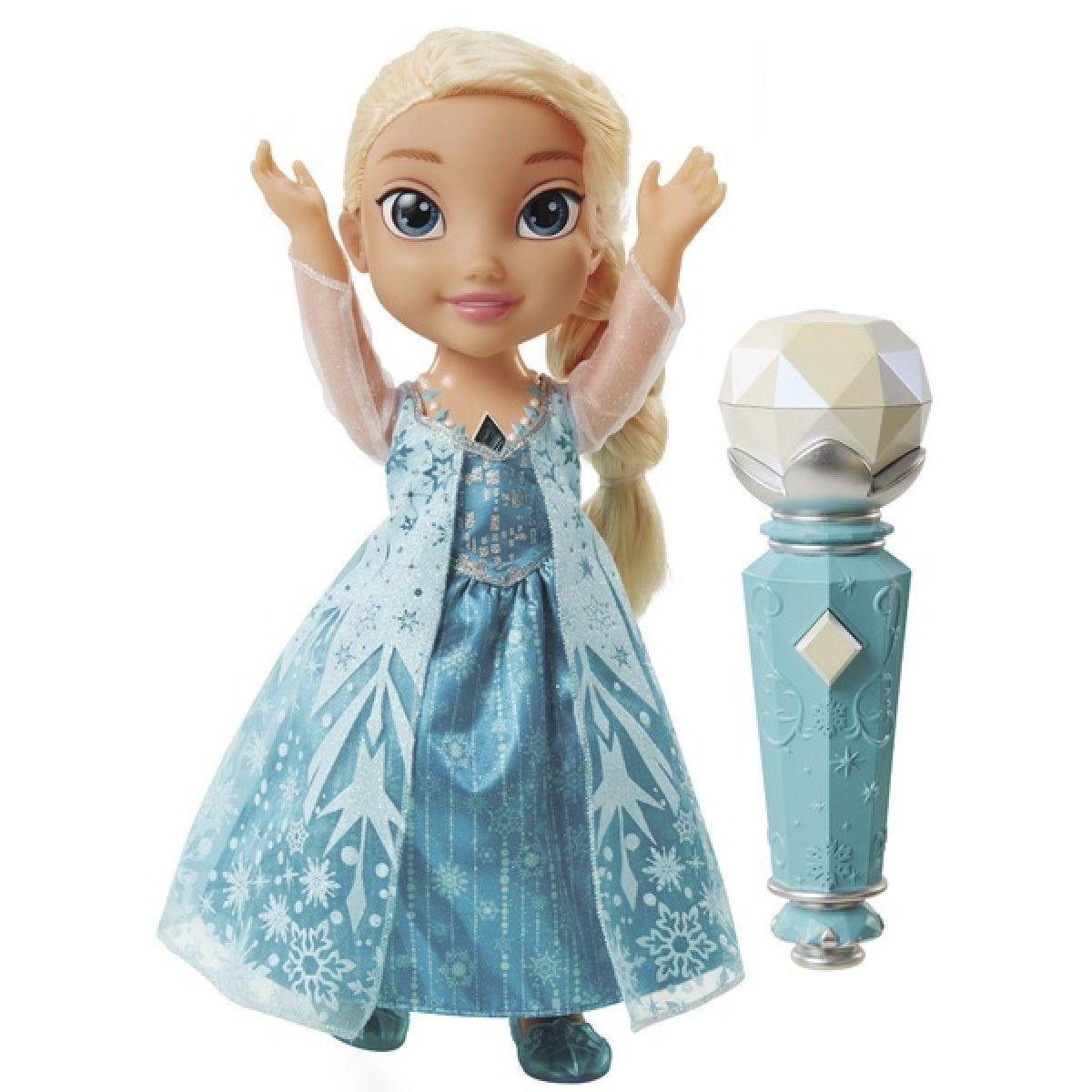 ADC Blackfire Ledové království Zpívající Elsa karaoke - Poškozený obal
