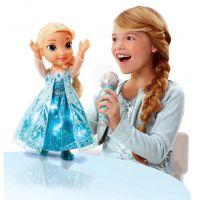ADC Blackfire Ledové království Zpívající Elsa karaoke - Poškozený obal  2