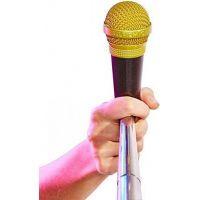 Black Fire Selfie mikrofon černý 3