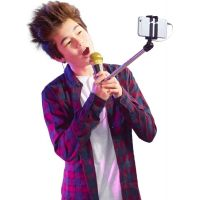 Black Fire Selfie mikrofon černý 5