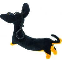ADC Blackfire Tajný život mazlíčků Plyšová hračka s přívěskem - Buddy 2