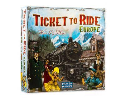 Black FireTicket to Ride Europe