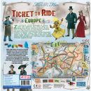 Black FireTicket to Ride Europe 2