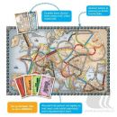 Black FireTicket to Ride Europe 4