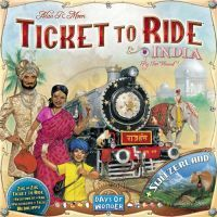 ADC Blackfire Ticket to Ride - India and Switzerland