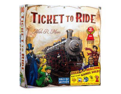Days of Wonder 717516 - Ticket to Ride