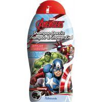 EP Line Avengers Šampón a sprchový gel pro chlapce 300 ml