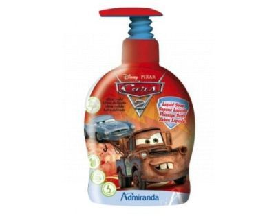 Admiranda Cars 2 - Tekuté mýdlo 300ml