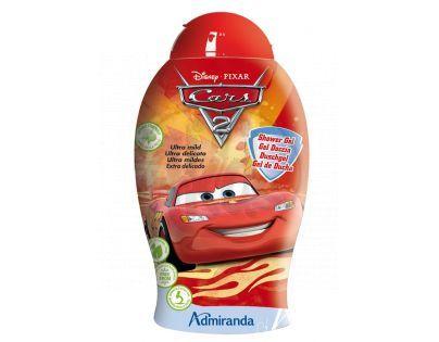 Admiranda Cars 2 sprchový gel 250ml