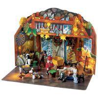 Adventní kal. Vánoce se zvířátky Playmobil