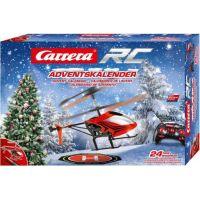 Adventný kalendár Carrera s 24 dielmi