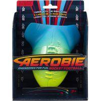 Spin Master Aerobie házecí rotující šiška modrozelená