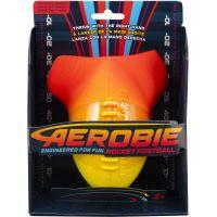 Spin Master Aerobie házecí rotující šiška červenooranžová