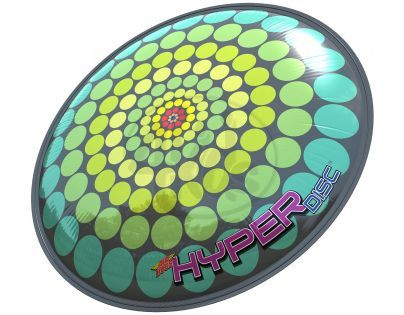 Air Hogs Hyper Disc - Tečky