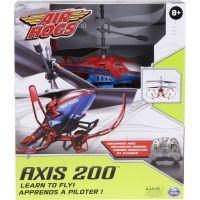 Air Hogs RC Helikoptéra na dálkové ovládání Axis 200 červená