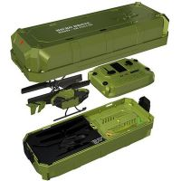 Air Hogs RC mini vrtulník - Zelená