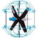 Air Hogs RC Vrtulník Roller - Modrá 3