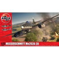 Airfix Classic Kit letadlo Messerschmitt Me262A-2A 1:72