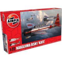 Airfix Classic Kit letadlo Nakajima B5N1 Kate 1:72