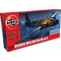 Airfix Classic Kit letadlo A08019 Vickers Wellington Mk.IC 1:72