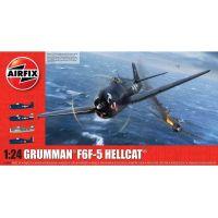 Airfix Classic Kit letadlo Grumman F6F5 Hellcat 1:24