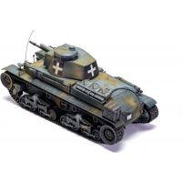 Airfix Classic Kit tank German Light Tank Pz.Kpfw.35t 1:35