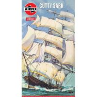 Airfix Classic Kit Vintage loď Cutty Sark 1:130