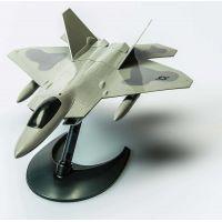 Airfix Quick Build letadlo J6005 Lockheed Martin Raptor