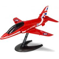 Airfix Quick Build letadlo RAF Red Arrows Hawk