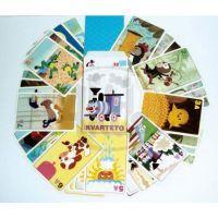 AKIM 703877 - Kvarteto Mašinka společenská hra - karty v papírové krabičce 2