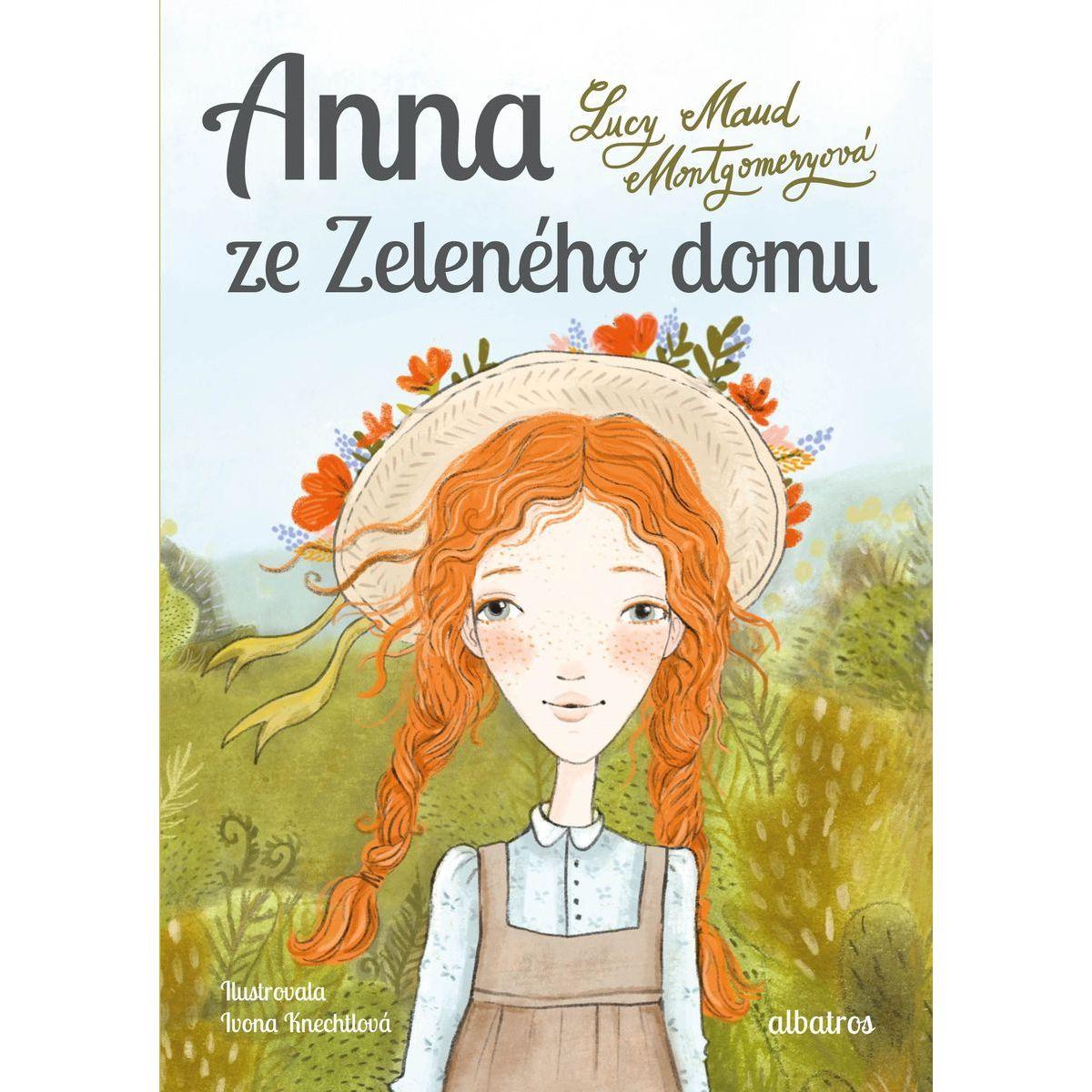 Albatros Anna zo Zeleného domu