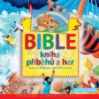 Albatros Bible Kniha příběhů a her