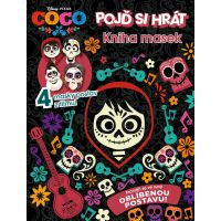 Albatros Coco - Kniha masek