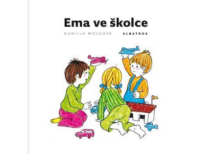 Ema ve školce Gunilla Woldová