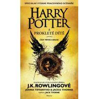 Albatros Harry Potter a prokleté dítě