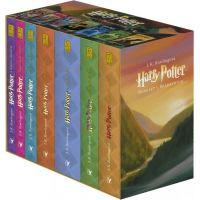 Albatros Harry Potter box 1-7- II.jakost