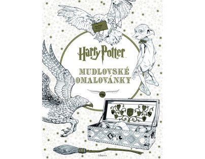 Albatros Harry Potter: Mudlovské omalovánky