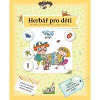 Albatros Herbář pro děti
